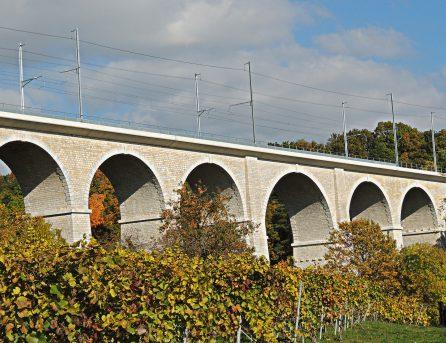 Bernasconi assainissement du viaduc de Boudry