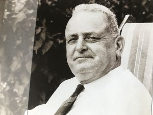 Image d'archive de Félix Bernasconi
