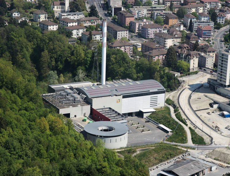 Bernasconi Tridel Lausanne