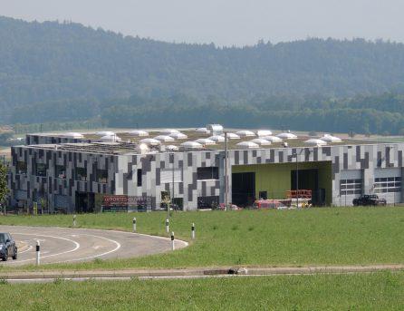 Bâtiment Service Cantonal des Automobiles